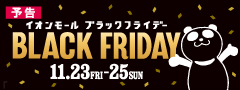 (予告)BLACKFRIDAY