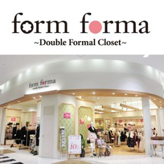 "News of kaze1F ""form forma"" (form Forma) move reopening"
